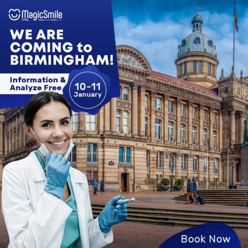 Birmingham UK Free Dental Event