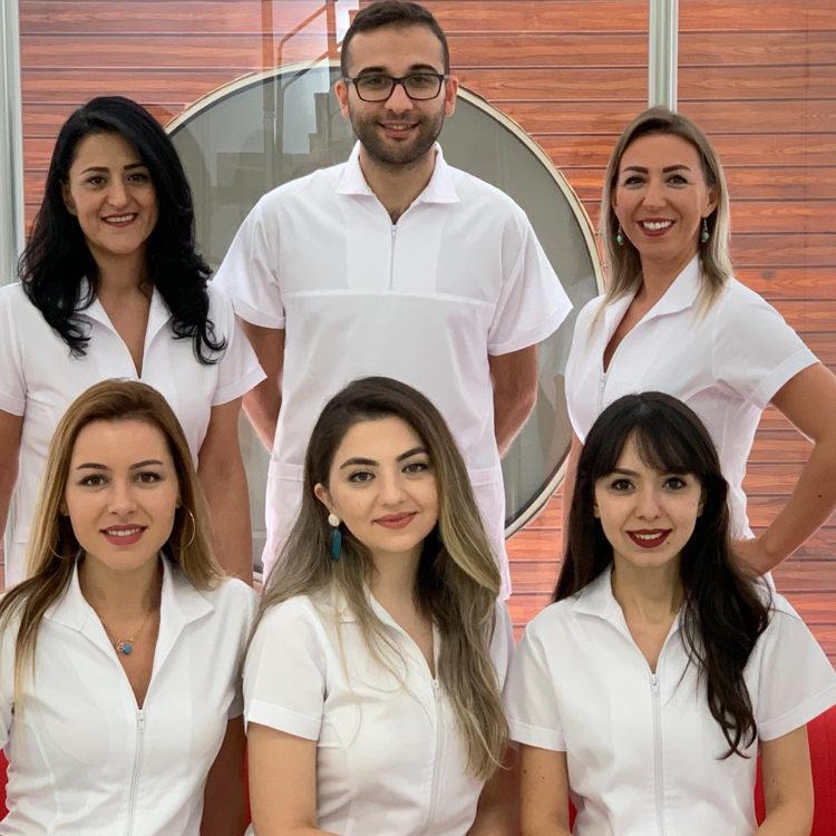 Magic Smile Dentist Team